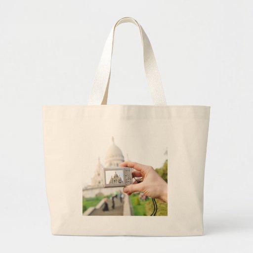 Sacre-Coeur in Paris Tote Bag