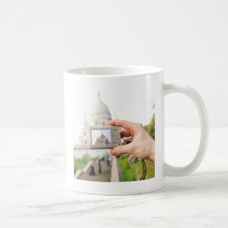 Sacre-Coeur in Paris Mug