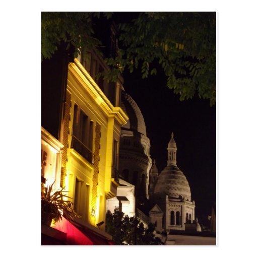 Sacre Coeur Montmartre Paris, France Post Cards
