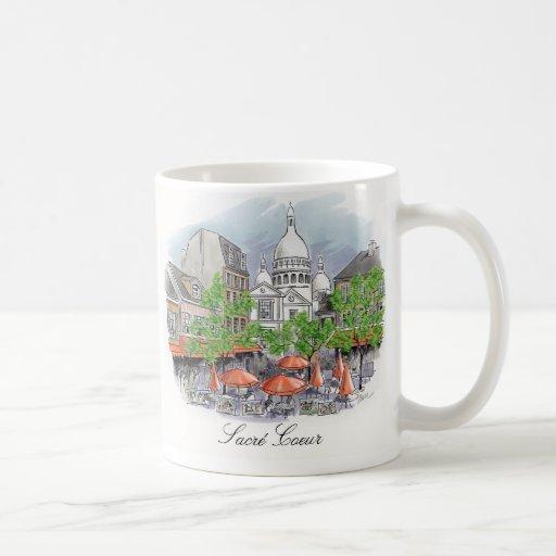 Sacre Coeur mug