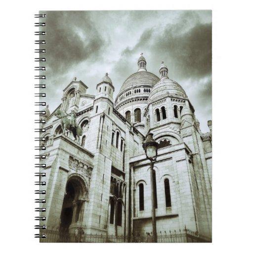 Sacre Coeur Note Book