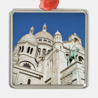 Sacré-Cœur Paris France Christmas Tree Ornament