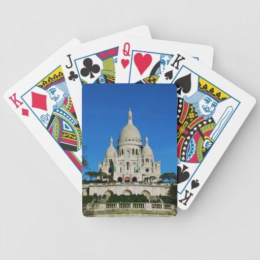 Sacre Coeur Deck Of Cards