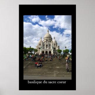 Sacre Coeur Poster