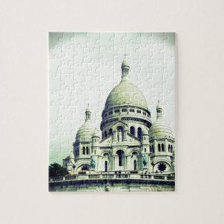 Sacre Coeur Puzzle