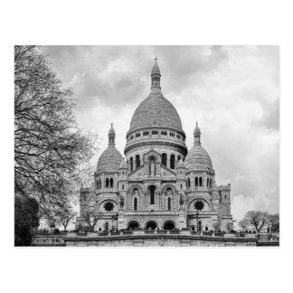 Sacre Coeur V2 Postcard