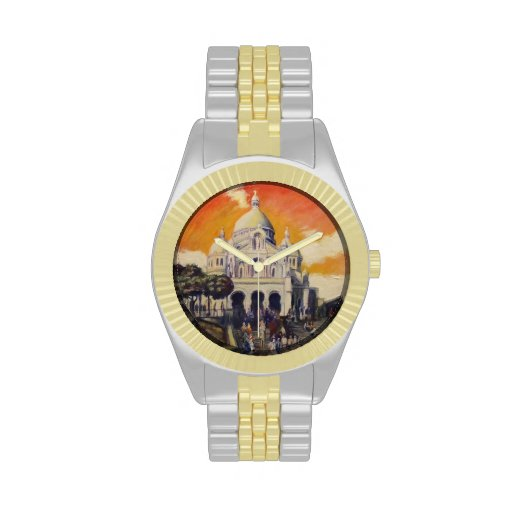 sacre coeur wristwatches