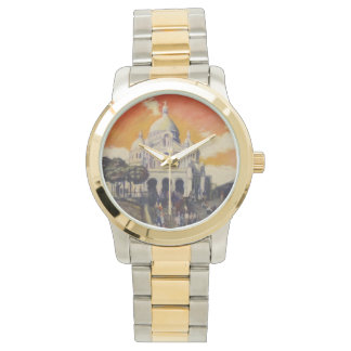 sacre coeur wrist watch