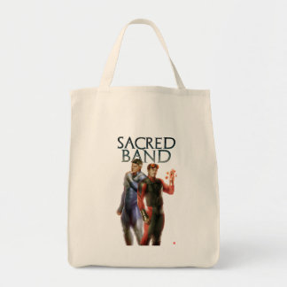 Sacred Band Cover Tote