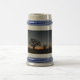 Sacred Baobabs Beer Stein