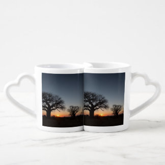 Sacred Baobabs Coffee Mug Set