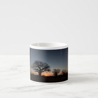 Sacred Baobabs Espresso Cup