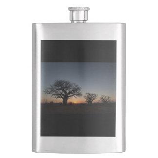 Sacred Baobabs Flask