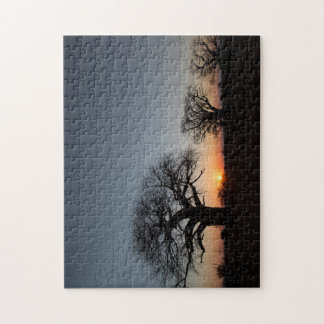 Sacred Baobabs Jigsaw Puzzle
