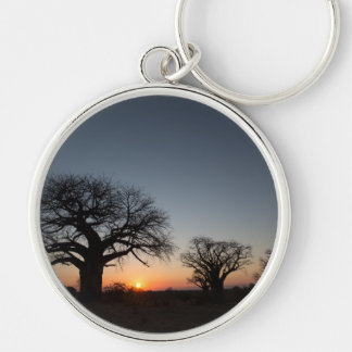 Sacred Baobabs Key Ring