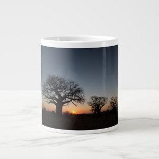Sacred Baobabs Large Coffee Mug
