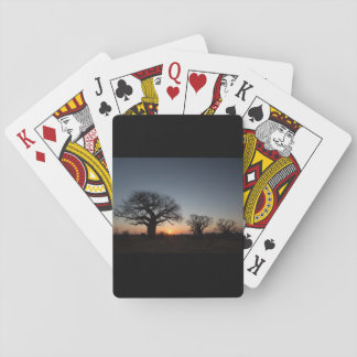 Sacred Baobabs Playing Cards