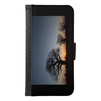 Sacred Baobabs Samsung Galaxy S6 Wallet Case