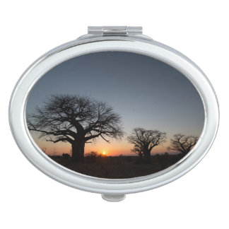 Sacred Baobabs Travel Mirrors
