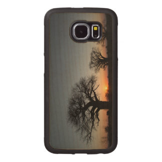 Sacred Baobabs Wood Phone Case