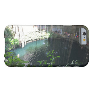Sacred Blue Cenote, Ik Kil,Mexico iPhone 6/6s Case