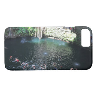 Sacred Blue Cenote, Mexico #4 iPhone 7 Case