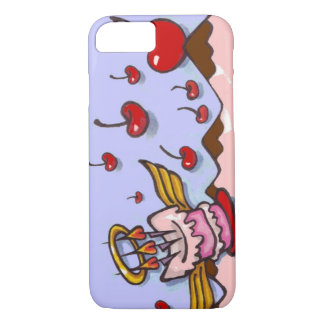 Sacred Cake and Ice Cream Mountains iPhone 7 Case