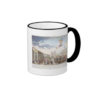 Sacred Festival and Coronation of their Imperial M Coffee Mugs