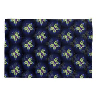 "Sacred Geometry ""Butterflies"" Pillowcase by Mar"