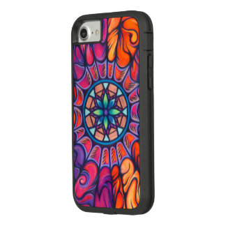 Sacred Geometry Case-Mate Tough Extreme iPhone 8/7 Case