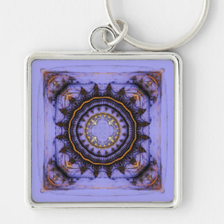 Sacred Geometry Key Ring