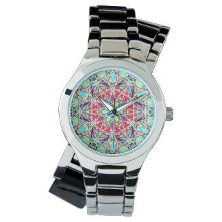 "Sacred Geometry ""Meditation"" watch by Mar"
