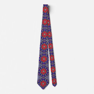 "Sacred Geometry ""Nichito"" Neck Tie by MAR"