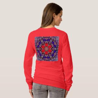 "Sacred Geometry ""Nichito"" T-shirt by MAR"