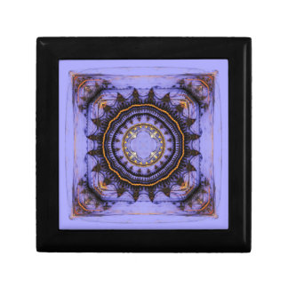 Sacred Geometry Small Square Gift Box