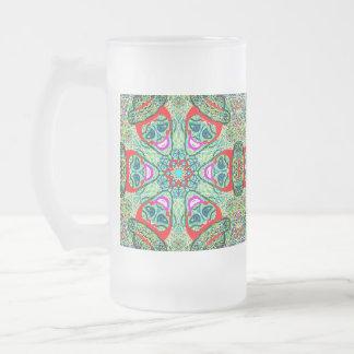 "Sacred Geometry ""Timotea"" Mug by MAR"