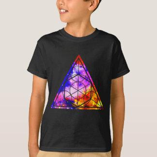 Sacred Geometry Triangle T-Shirt