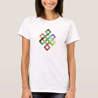 Sacred Geometry - Twisted T-Shirt