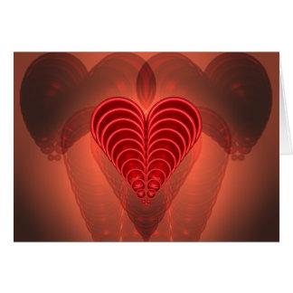Sacred Heart II Card