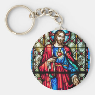 SACRED HEART OF JESUS 03 CUSTOMIZABLE PRODUCTS KEY CHAIN