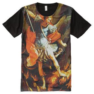 Sacred Heart of Jesus All-Over Print T-Shirt