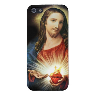 Sacred Heart of Jesus iPhone 5/5S Cover