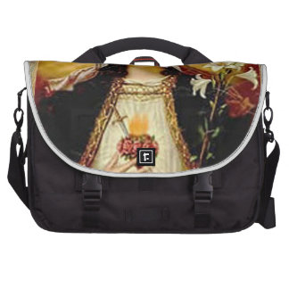 SACRED HEART OF MARY 10 CUSTOMIZABLE PRODUCTS COMPUTER BAG