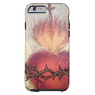 Sacred Heart phone case Tough iPhone 6 Case