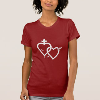 Sacred & Immaculate Hearts T-Shirt