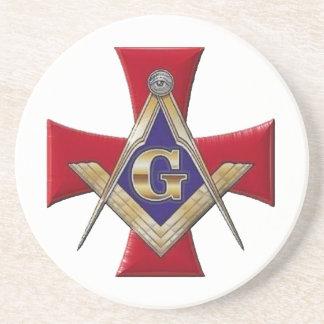 Sacred Order of the Brotherhood Coaster