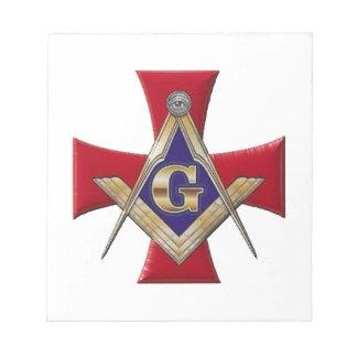 Sacred Order of the Brotherhood Notepad