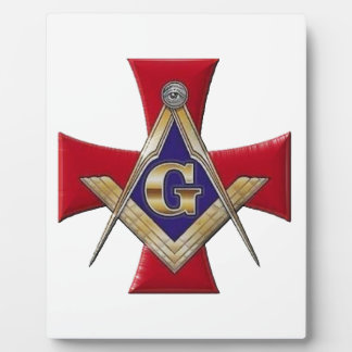 Sacred Order of the Brotherhood Plaque