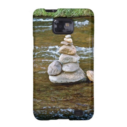 Sacred rock pile Sedona Creak Samsung Galaxy S2 Cover