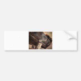 Sacred Smoke Bumper Sticker